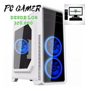 Pc Gamer Barato Potente - Cotización Y Armado