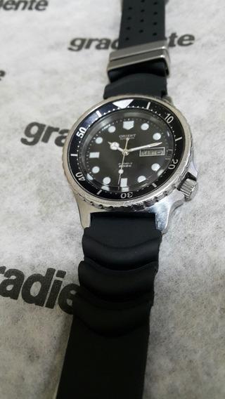 Relógio Orient Mako Automatico 469ef3-80 Ca Revisado