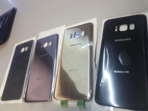 Tapa Trasera Samsung S8 Repuesto Original Service Market
