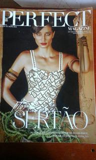 Revista Perfect Magazine Ed. 22 Julho 2016. Sertão