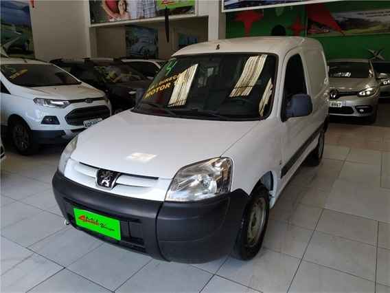 Peugeot Partner 1.6 Furgão 800kg 16v Flex 3p Manual