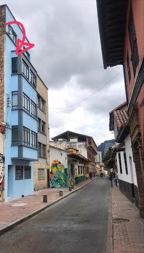 Apartaestudio En Arriendo La Candelaria 118-2109