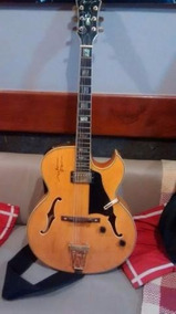 Guitarra Semiacústica Condor Signature Nelson Faria