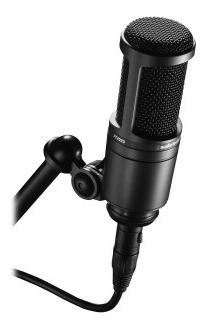 Microfone Condensador Cardióide Audio Technica At2020