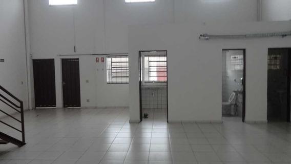 Salão Comercial Para Alugar No Castelo Em Campinas-sp - 1374
