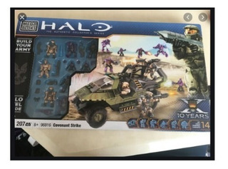 Halo Mega Bloks Golpe Covenant