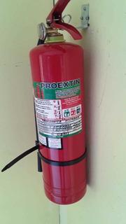 Extintor De 10 Libras Pqs A Domicilio
