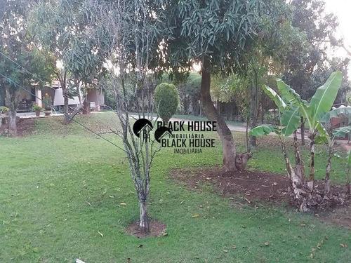 Chácara Com 2 Dormitórios À Venda, 1200 M² Por R$ 320.000,00 - Parque Monte Bianco - Araçoiaba Da Serra/sp - Ch0070