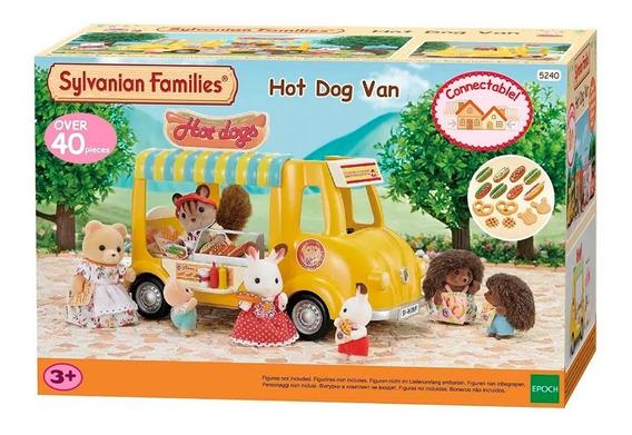 Camioneta De Panchos-sylvanian Families