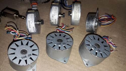 Lote 10 Pçs Motores Diversos Para Lab E Reparos