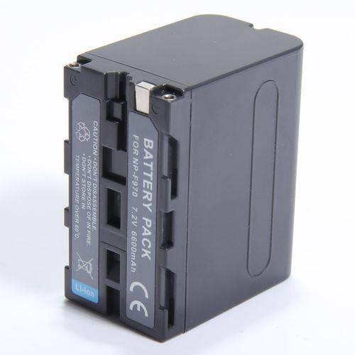 Kit 4 Baterias Np-f970 Com 4 Carregadores Battery Pack