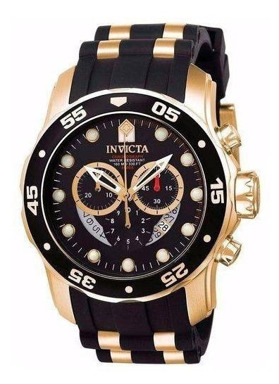 Relógio Invicta Pro Driver 6981 Dourado