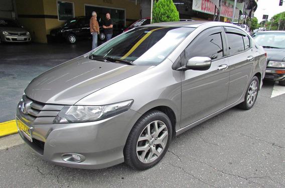 Honda City Ex 2012 (automático)1.5 Flex S/detalhe Impecável