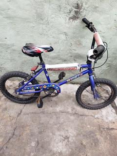 Bicicleta Zenith Rodado 16