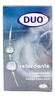 Condon Duo Retardante Caja X 6 Und