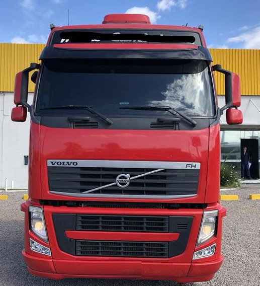 Volvo Globetrotter Fh 540 Ano 2014