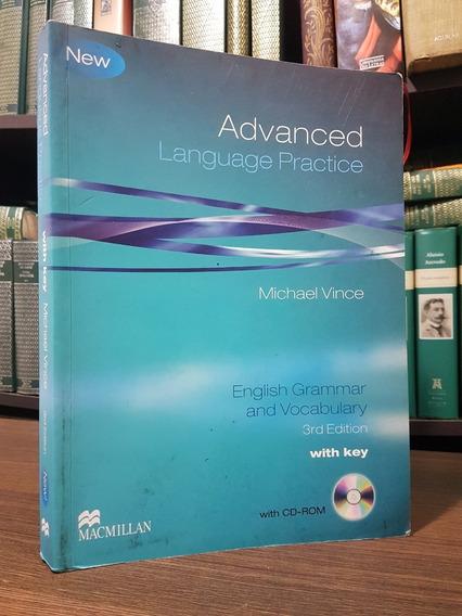 Advanced Language Practice - Micheael Vince - Com Cd