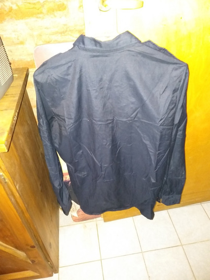 Camisa Manga Larga Policia Dama