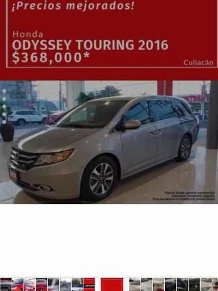 Honda Odyssey 2016 3.5 Touring Mt