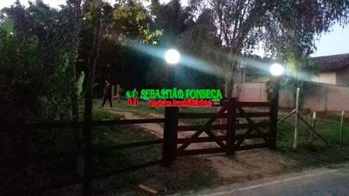 Chácara Com Pesqueiro Em Paraibuna - 1041