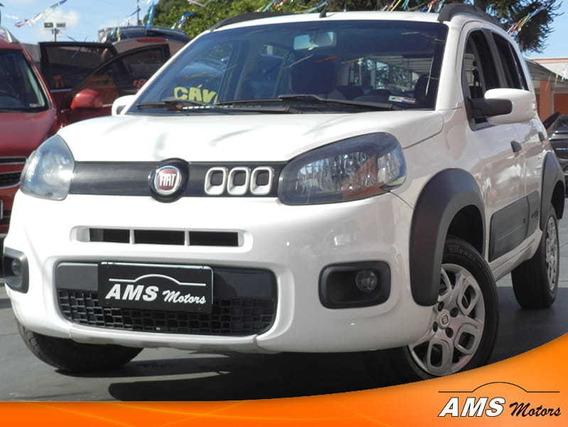 Fiat Uno Evo Way (casual) 1.4 8v Eta/gas (nac) 4p 2015