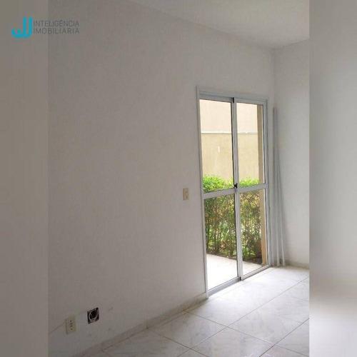 Apartamento Com 2 Dormitórios À Venda, 56 M² Por R$ 169.990,00 - Mogi Moderno - Mogi Das Cruzes/sp - Ap1006