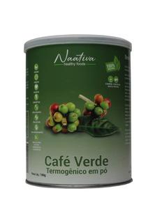 Café Verde Termongênico - 100g - Naativa