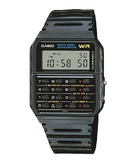 Relogio Casio Ca 53-1 Calculadora Alarm Retrô Vintag Nf Ca53