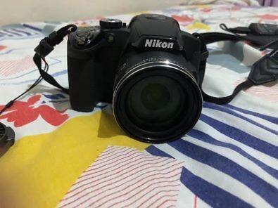 Máquina Fotográfica Nikon Semi Profissional