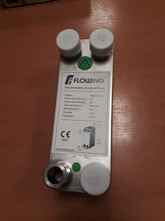 Intercambiador De Calor Flowing Fc 012 X 20