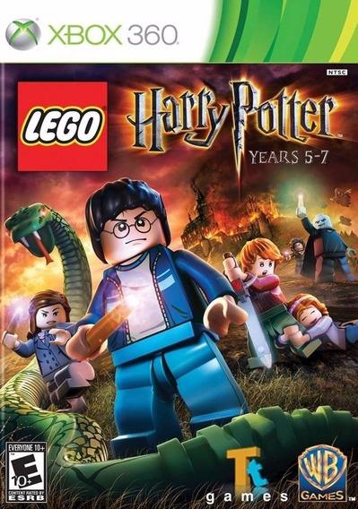Lego Harry Potter Anos 5-7 - Xbox 360