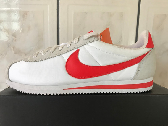 Tênis Nike Cortez Nylon Classic Red White Lifestyle Original