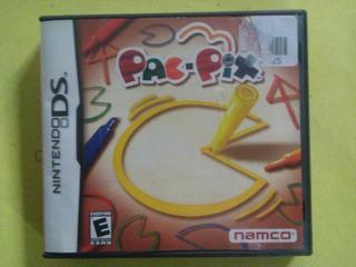 Pac Pix Ds Nintendo Nds Trqs Pacpix Pacman Pac Man