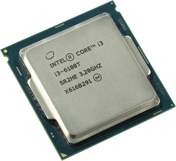Core I3 6100t Lga Socket 1151 3.20ghz Oem Testado E Garantia