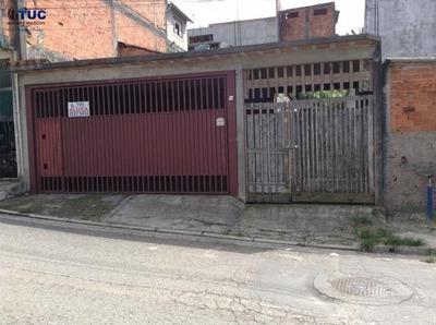 Casa Térrea Independente,06 Vgs-terreno 9 X 25 -s.b.c - 1157