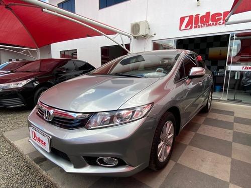 Imagem 1 de 8 de Honda Civic 2.0 Lxr 16v 2014