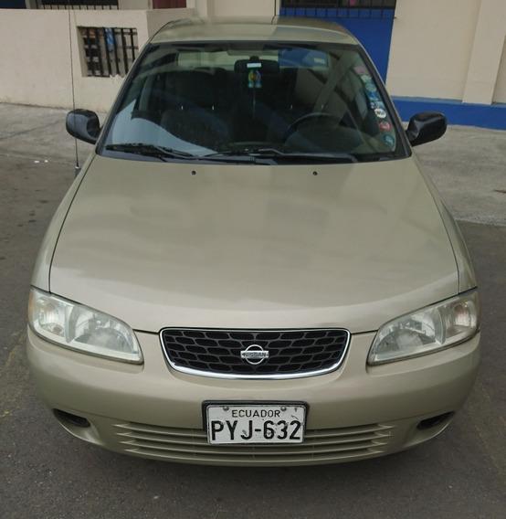Nissan Sentra B15, Año 2002, Con A/c, Toda Prueba, Flamante