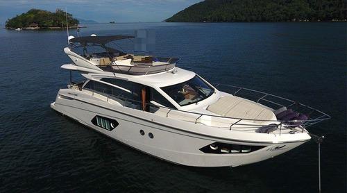 Iate Absolute Yachts 52 Fly - 2014, Flybridge*