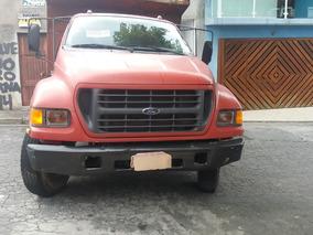 Caminhão Caçamba Ford F12000 2º Dono Baixa Quilometragem