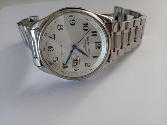Longines Master Collection Big Date 40mm Automático!