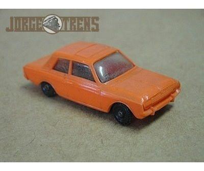 Escala Ho Marklin Carro Em Miniatura Ford Taunus Jorgetrens