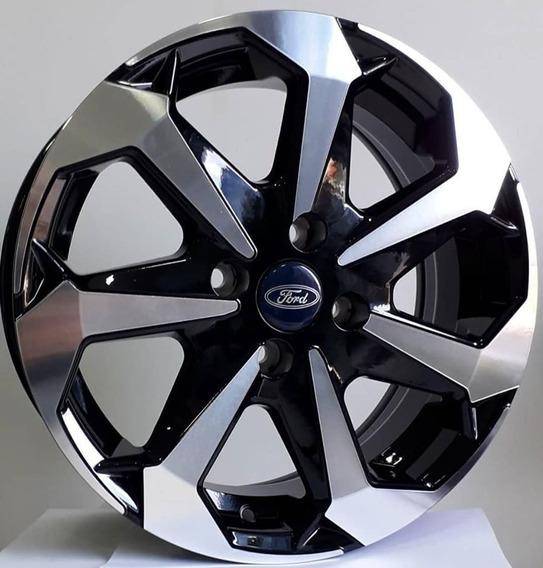 Rodas Tarantula Aro 15 Ford Ecosport (jogo) +bicos