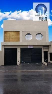 Loja Na Avenida Santa Catarina, A Nível Da Rua Com 220 Metros De Vão Livre 2 Vagas 4 Banheiros Ao Lado Inss E Mc Donalds - Lo0013