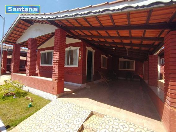 Casa Com 3 Dormitórios À Venda Por R$ 100.000,00 - Mansões Das Águas Quentes - Caldas Novas/go - Ca0212