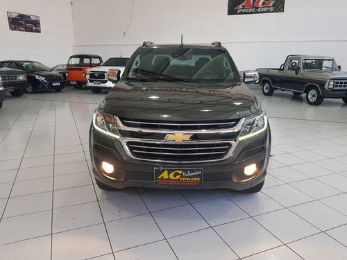 Chevrolet S10 Cab Dupla Ltz Flex 4x4 17/2018 Completa