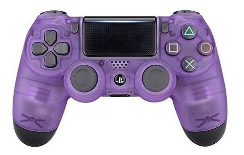 Cubierta Frontal De Color Purpura Claro Y Brumoso Extremo, C