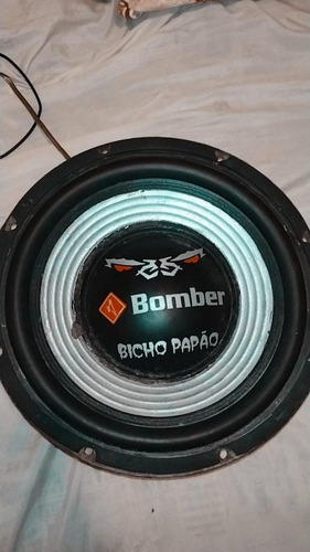 Subwoofer Bomber 12 Bicho Papão 600w Rms Bobina Dupla 4 Ohms