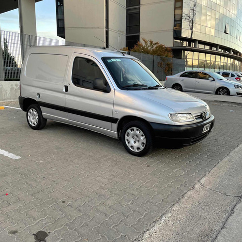 Peugeot Partner 1.9 Furgon Confort Plc Abcp 2008