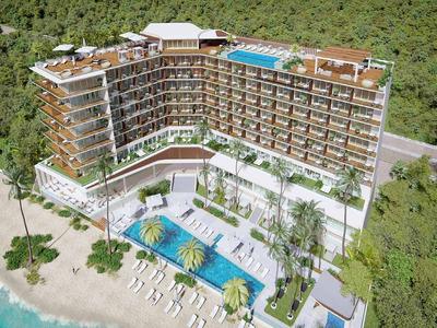 Preventa Losfts Condohotel En Cancun Con Vista Al Mar