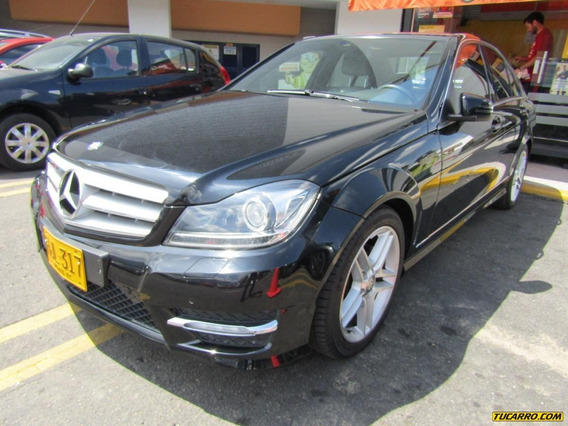 Mercedes Benz Clase C C 250 1.8 At Kit Amg